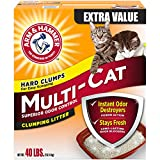 Kyпить Arm & Hammer Multi-Cat Litter, 40 Lbs (Packaging May Vary) на Amazon.com