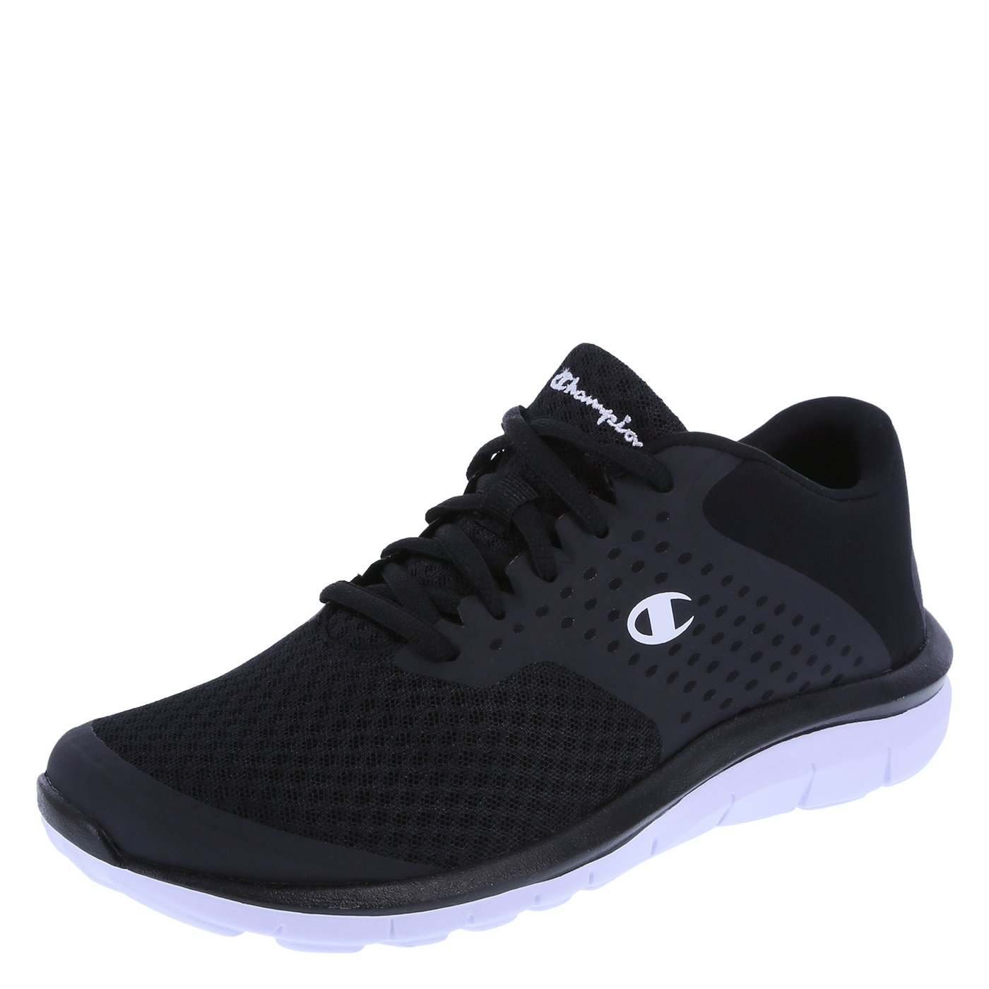 Champion Women's Gusto Cross Trainer B01J4EVPII 9.5 B(M) US|Black White