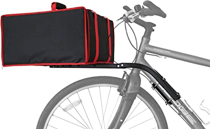 Wald Multi-Fit Bicycle Rack Gloss Black