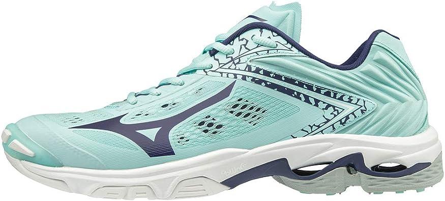 Mizuno Wave Lightning Z5 Mid Chaussures de Volleyball Mixte