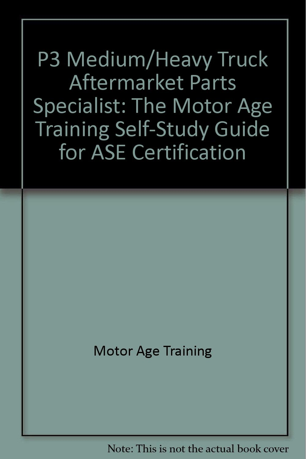 ase parts specialist certification