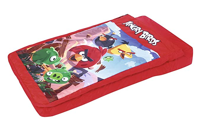 Cama Hinchable Infantil Bestway Angry Birds 132x76 cm ...