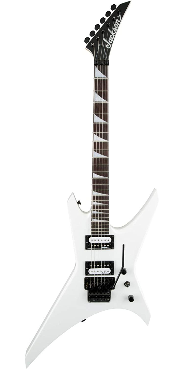 Jackson JS32 Warrior Snow White Guitarra Electrica: Amazon.es: Instrumentos musicales