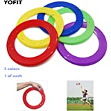 Yofit 10'' Flying Ring with Assorted Colors
