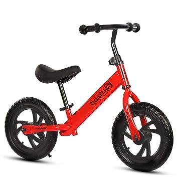 SH-Flying - Bicicleta Infantil sin Pedales, Ruedas de 12 ...