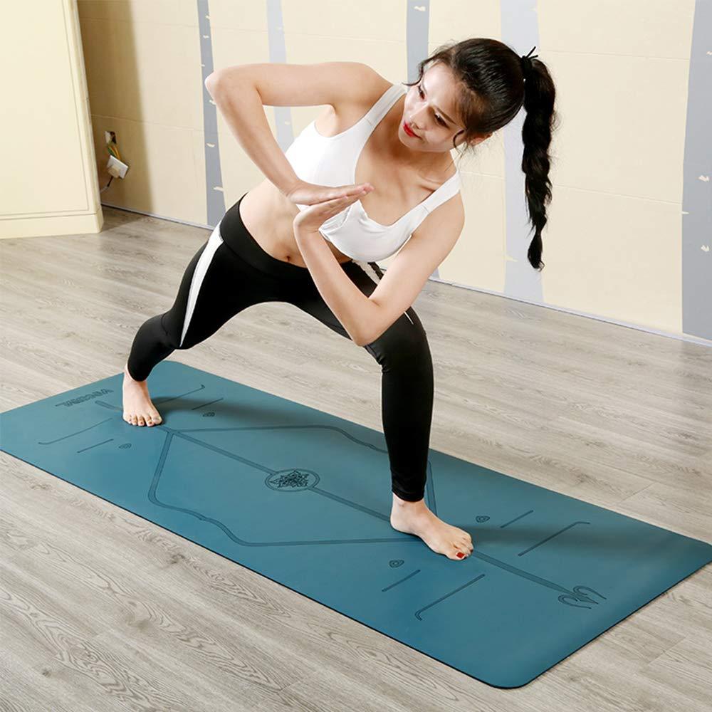 Amazon.com: YOGANHJAT Yoga Mat, Eco Friendly Non Slip ...