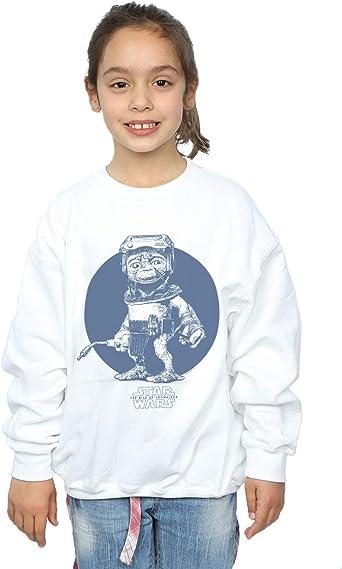 Star Wars Niñas The Rise of Skywalker Babu Frik Mono Camisa ...