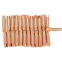 25 Piezas Tubo de contacto M6 ⌀0,9mm MAG/MIG