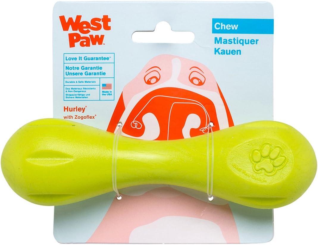 West Paw Zogoflex Hurley Dog Bone Chew