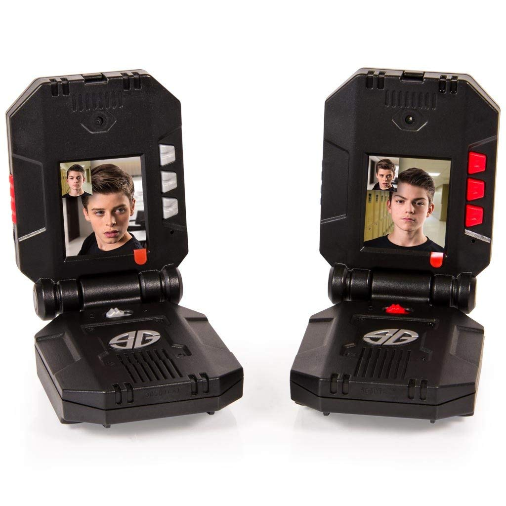 Spy Gear Video Walkie Talkies