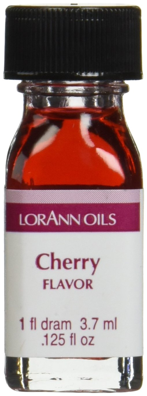 Lorann Oils Cherry Flavoring, 1 Dram