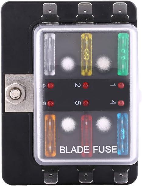 7.5 amp lame fusibles pour voiture moto van Nouveau 7.5A standard fusibles pack de 11