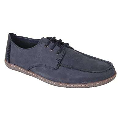 how to purchase outstanding features differently Clarks Saltash Lace Navy Nubuck: Buy Online at Low Prices in ...