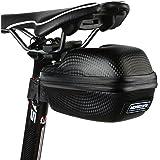 MOREZONE 自転車 サドルバッグ 大容量 防水シートバッグ テールライト 装着可能 (クイッククリック)