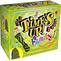 Asmodee TUF1 - Jeu d'Ambiance - Time's Up! Family 1 - Vert