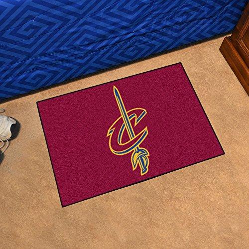 (FANMATS NBA Cleveland Cavaliers Nylon Face Starter)