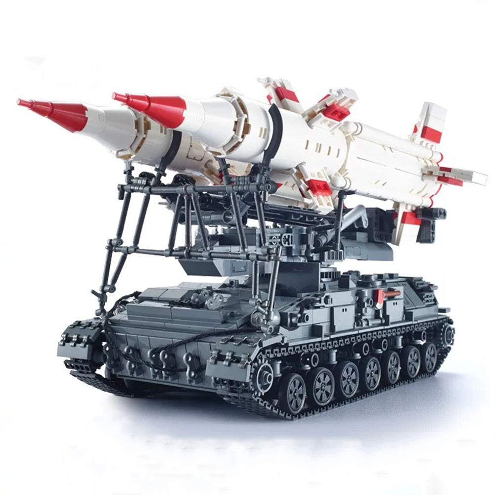 Yyz Dongfeng nuclear weapon missile vehicle military series difficult small particles assembled blocks birthday gift