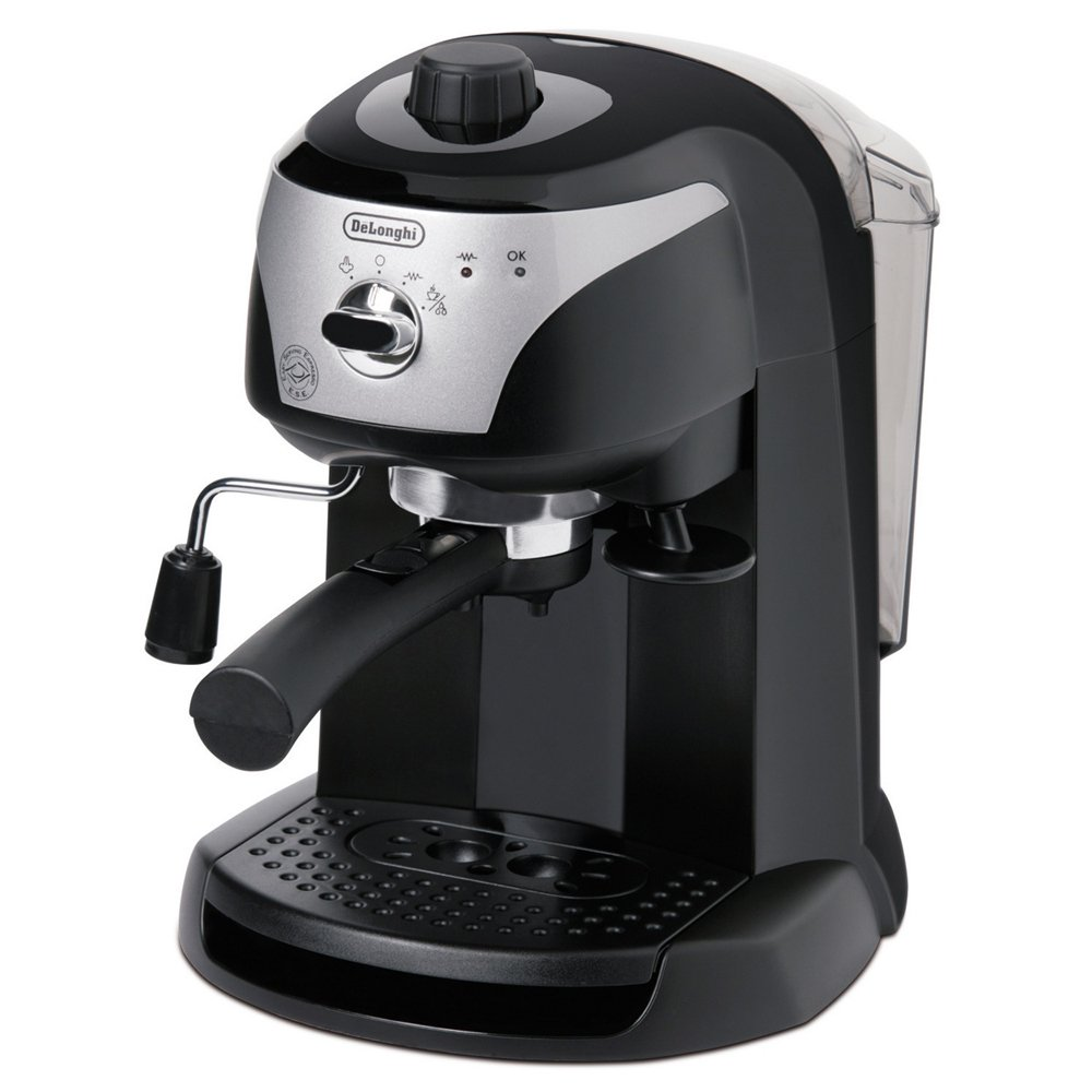 Delonghi ECC220 Motivo Black Pump Espresso Cofee Machine