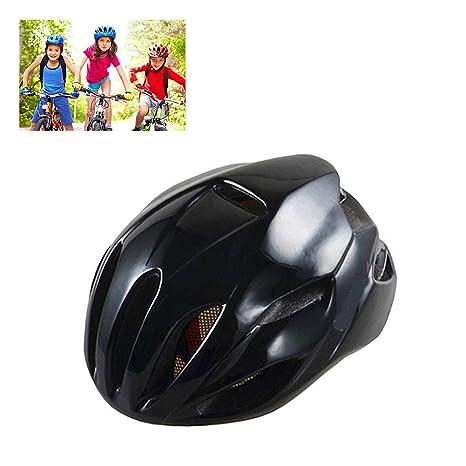 KELEQI Casco De Bicicleta para Niños, Casco De Bicicleta De ...