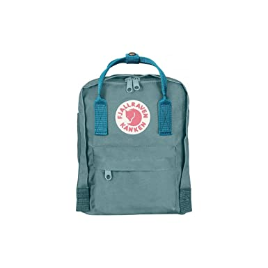 ... Amazon.com Fjallraven Kanken Mini (FROST GREEN-OCEAN GREEN) Casual  Daypacks differently  Fjallraven Kanken Mini Daypack Backpack-Light Blue  lowest ... 664d213f0a743