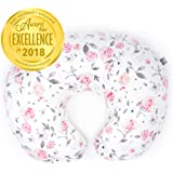 Amazon.com: Funda de almohada de lactancia de algodón., 2 ...