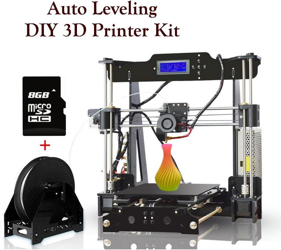 Impresora 3D Pantalla LCD Tarjeta Montar Botiquín Self Assembly ...