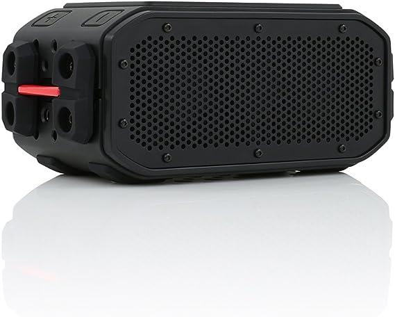 BRAVEN BRV-PRO Bocina Portátil Inalámbrica Bluetooth, color Negro ...