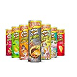 国产品客薯片110g*6罐