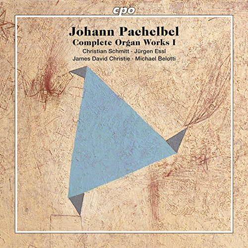 (Pachelbel: Complete Organ Works, Vol. 1)