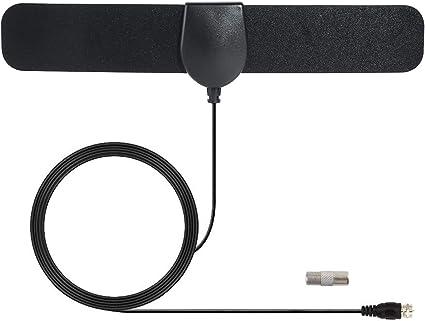 Toltec Lighting Cubierta Amplified HD Antena de TV Digital ...
