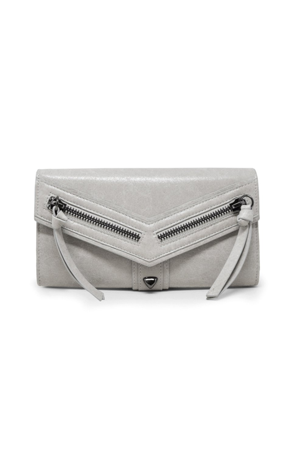 Botkier Trigger Flap Wallet (Ice)