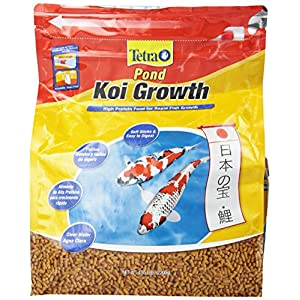 TetraPond Koi Growth Food, 4.85 lb. 92