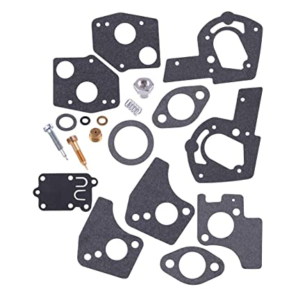 Amazon com: 19pcs /Set Carburetor Carb Overhaul Rebuild