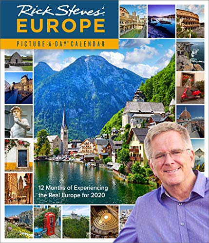 Pdf Travel Rick Steves' Europe Picture-A-Day Wall Calendar 2020