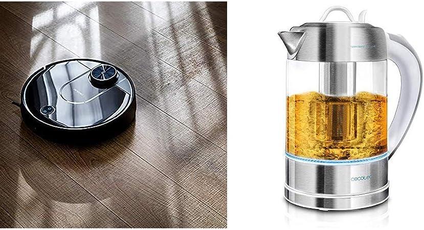 Cecotec Robot Aspirador Conga Serie 3690 Absolute + Hervidor de ...