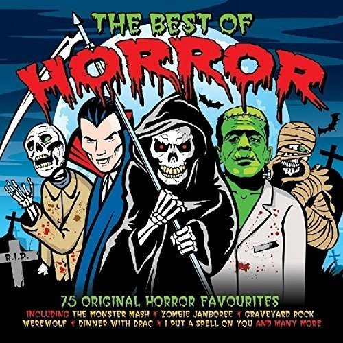 The Best Of Horror - Various]()