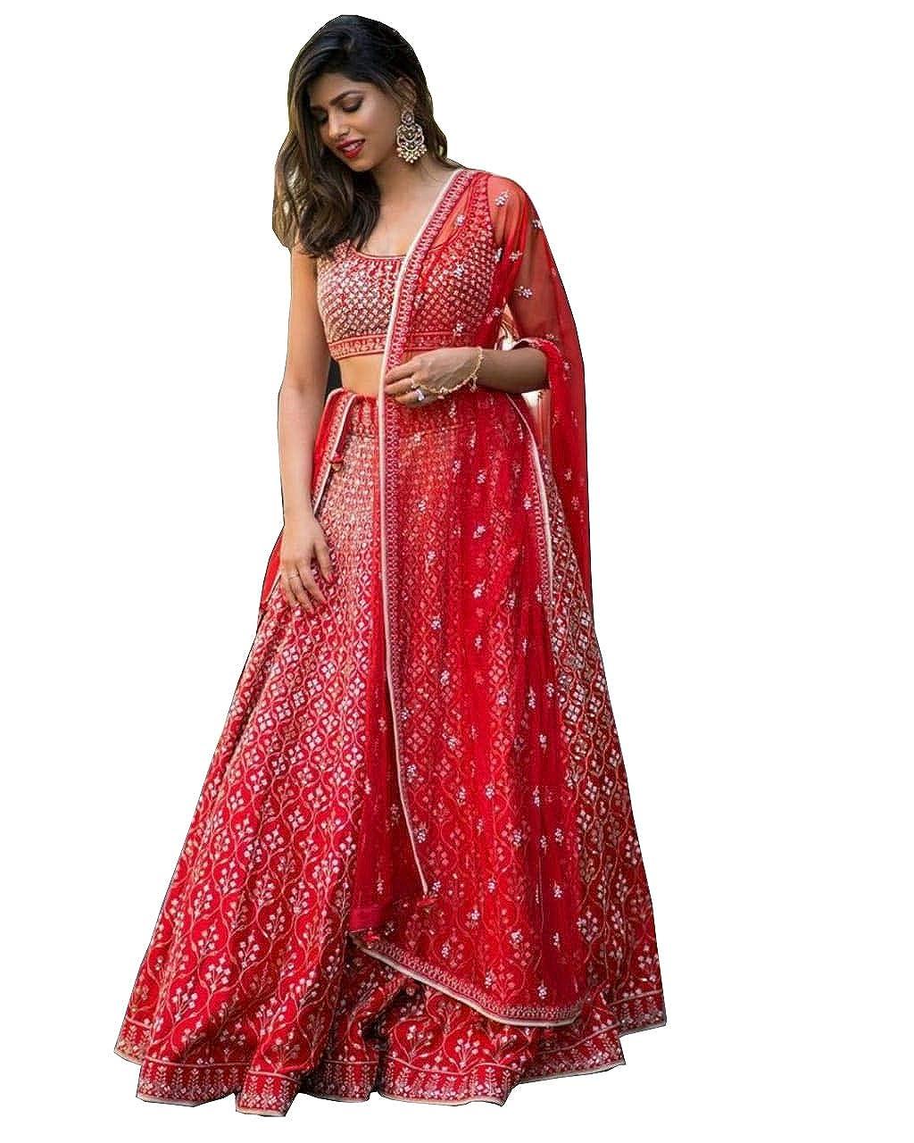 Heavy bridal wedding lehenga choli dream exporter 1119