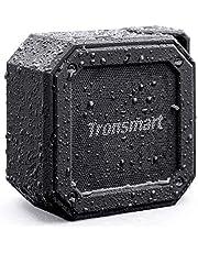 Bluetooth Lautsprecher Wasserdicht, Tronsmart Groove Kabellose Tragbarer 10W Outdoor Lautsprecher mit Bluetooth 4.2 IPX7 wasserdicht 24-Stunden Spielzeit, hervorragendem Bass und 360° TWS Stereo Sound