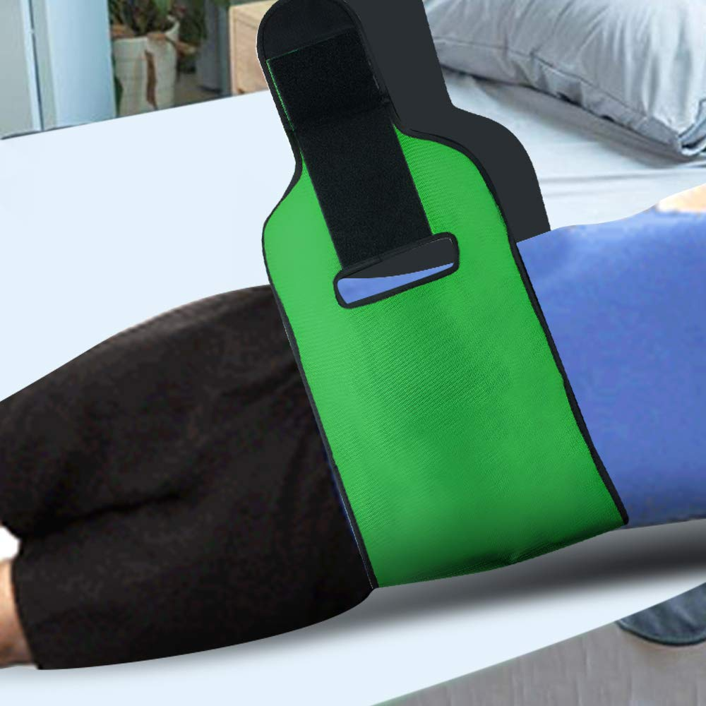 Mobile Positioning Bed Pad Auxiliary Belt Bedsore Turn Shift with Handles for Nursing Patients Turning Over, Lifting, Shifting & Repositioning by Fencia