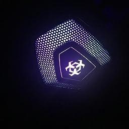 Amazon Co Jp 虹色 Led V1 ゲーミングヘッドセット Ps4 ヘッドセット マイク付き 有線 軽量 通気 高音質 ヘッドフォン ノイズキャンセリング ゲーミングヘッドホン 重低音強化 騒音抑制 伸縮可能 3 5mm Fps ゲーム用 Pc用 男女兼用 Xbox One Pubgに最適 ゲーム