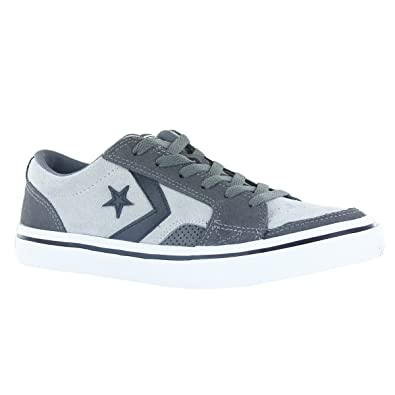 af340c1f8079eb Converse Tobin OX Charcoal Suede Mens Trainers Size 8.5 UK  Amazon.co.uk   Shoes   Bags