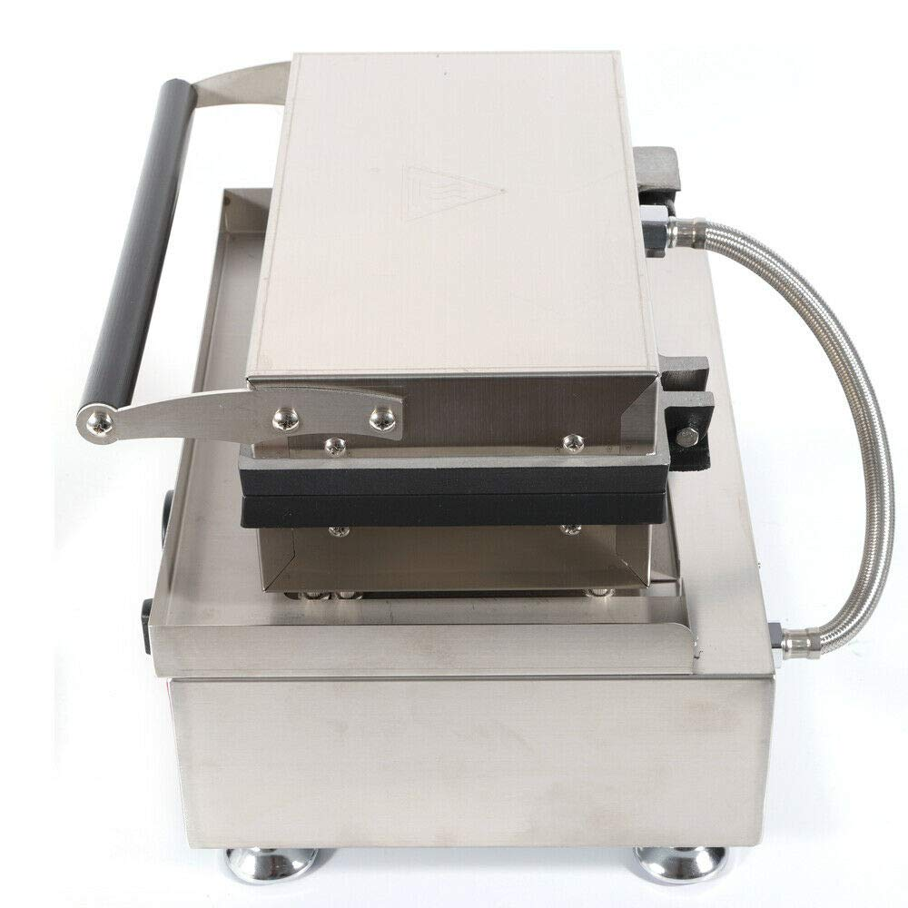 Wanlecy 15 Grids 1.5KW Doughnut Maker Machine Commercial Auto Temperature Control Nonstick for Make Doughnut Baker by WANLECY (Image #4)