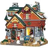 Lemax Village Collection Antler Peak Cabin #55939