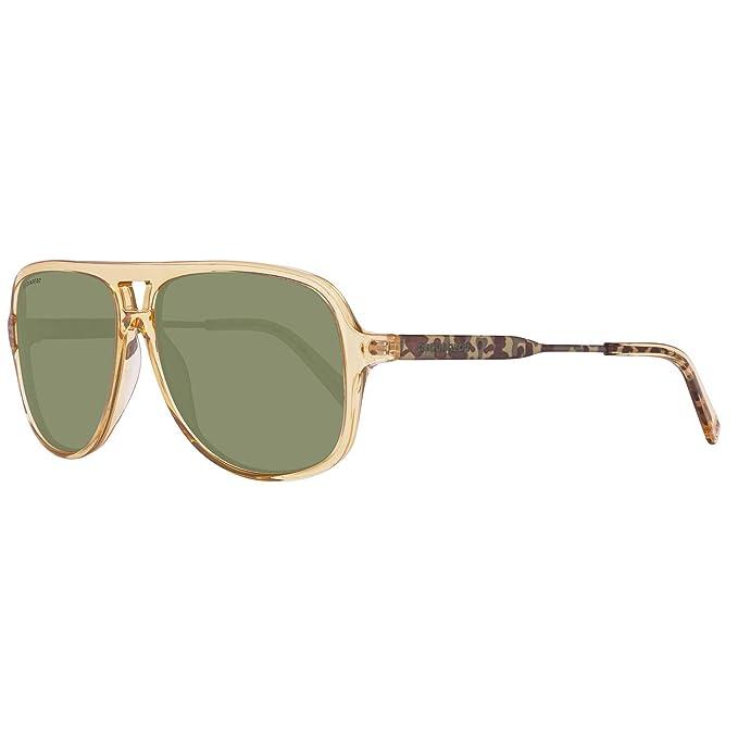 DSQUARED2 Sonnenbrille DQ0186 45N 60 Gafas de Sol, Amarillo ...