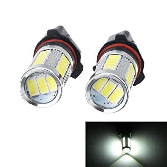 Bombillas LED P13W PSX26W 2 piezas Luces diurnas Bombillo antiniebla