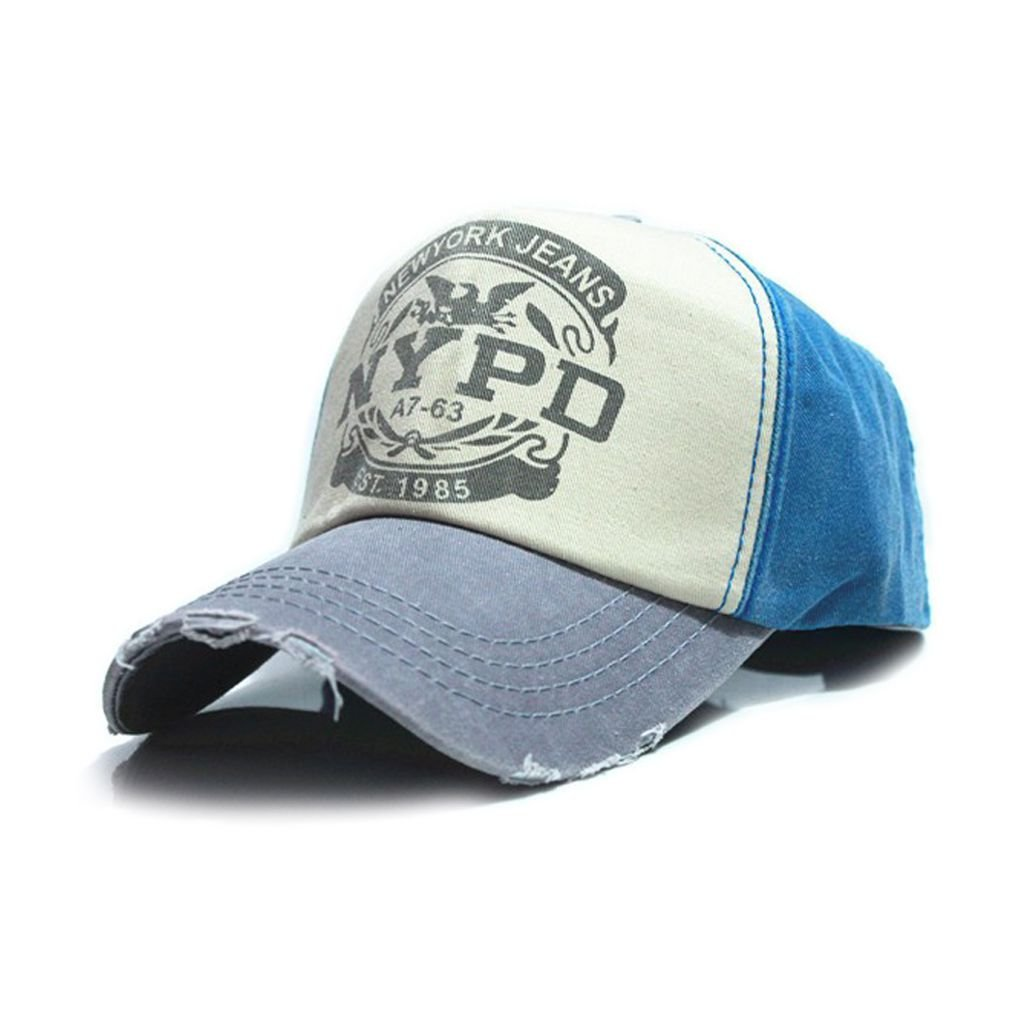 Amazon.com: Fitted Trucker Hip Hop Hat Caps Unisex Gorras Hombre Cotton Baseball Cap: Arts, Crafts & Sewing