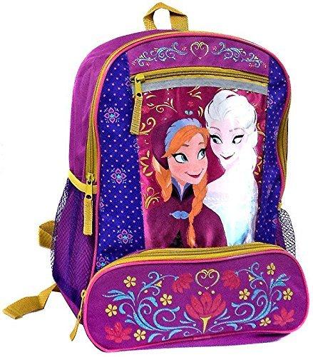 Disney Frozen Elsa and Anna Backpack - Folklore
