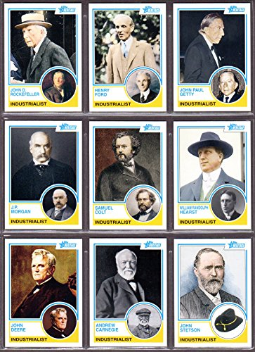 industrialist-2008-2009-topps-american-heritage-10-card-sub-seta-great-teaching-tool-john-d-rockefel