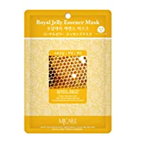 The Elixir Beauty Nature Premium Essence Facial Mask Pack Sheet 23g, Royal Jelly...