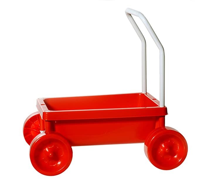 Amazon.com: plasto andador para bebé (rojo): Toys & Games